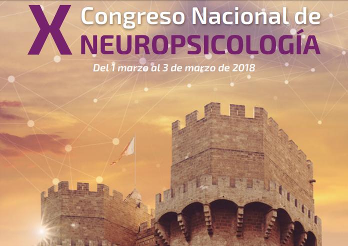 X Congreso  Nacional  de Neuropsicología