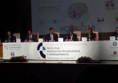 Congreso Internacional de Psicología, Innovación Tecnológica y Emprendimiento I+D+i.