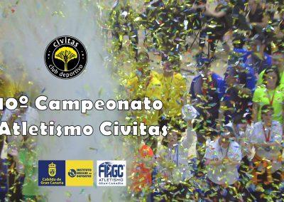 10º Campeonato de atletismo CIVITAS
