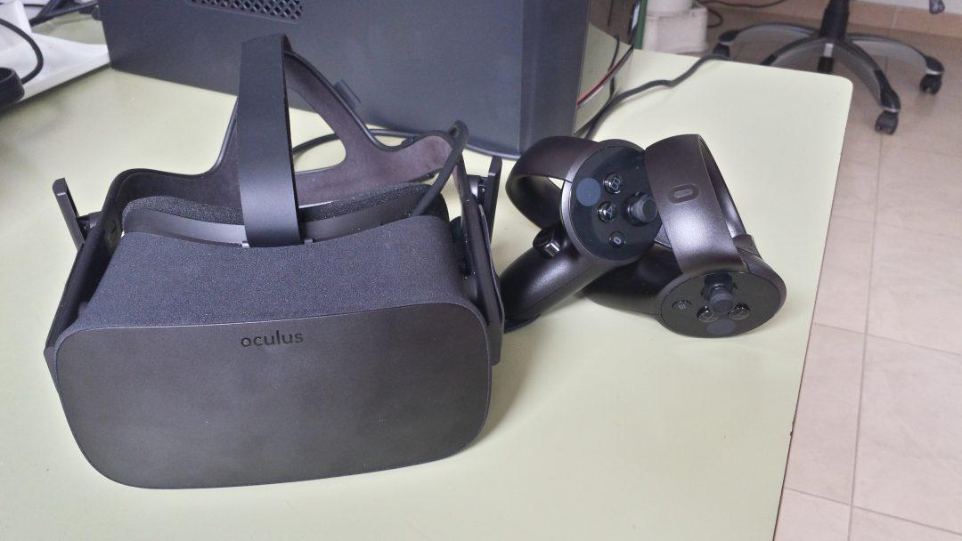 Entrenamiento en Realidad Virtual
