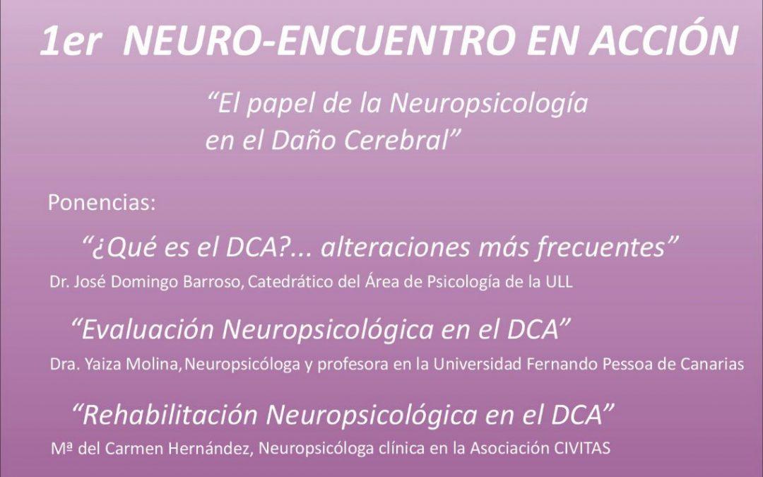 1er Neuro – Encuentro en acción