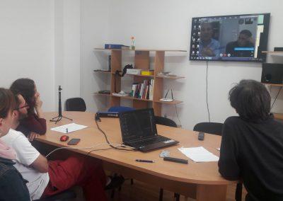 I Encuentro con la Universidad de Almería