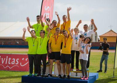 Vídeo Campeonato de Atletismo Civitas