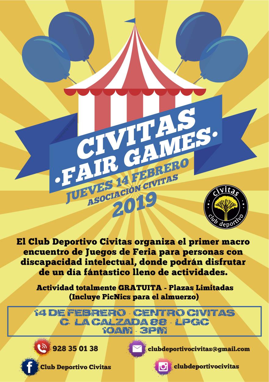 Civitas Fair Games 2019