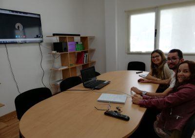 2ª Reunión de coordinación con Virtual Dor