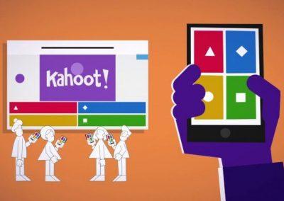 """Kahoot """"Desenvuélvete en la realidad"""""""