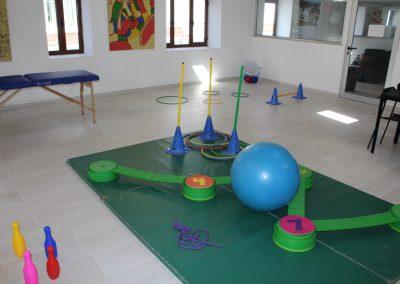 Aula de Fisioterapia