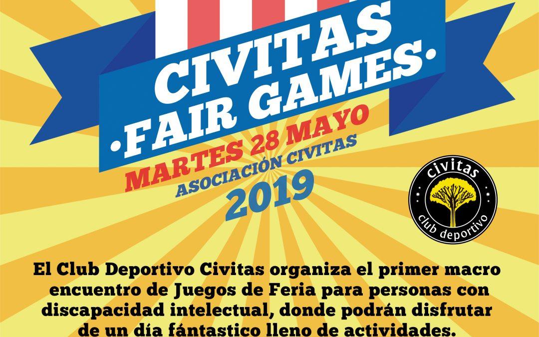 Fair Games Civitas 2019