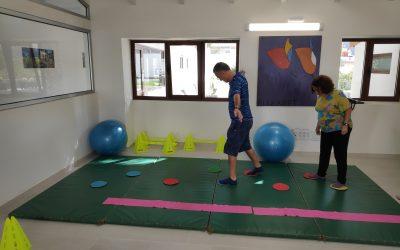 Ejercicios en fisioterpia