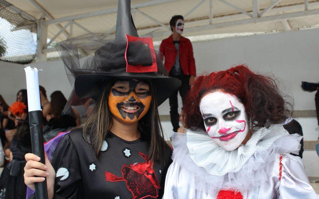 Halloween y Finaos 2019