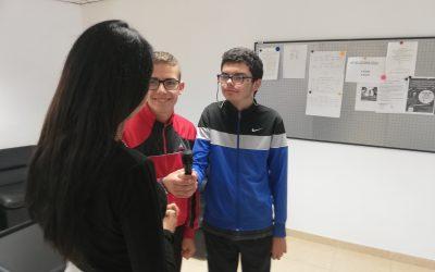 Entrevista a Maguy