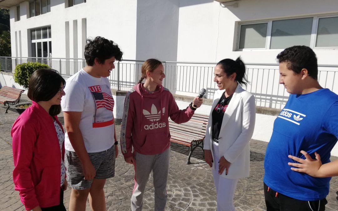 Radio Civitas: Entrevista a Mapy