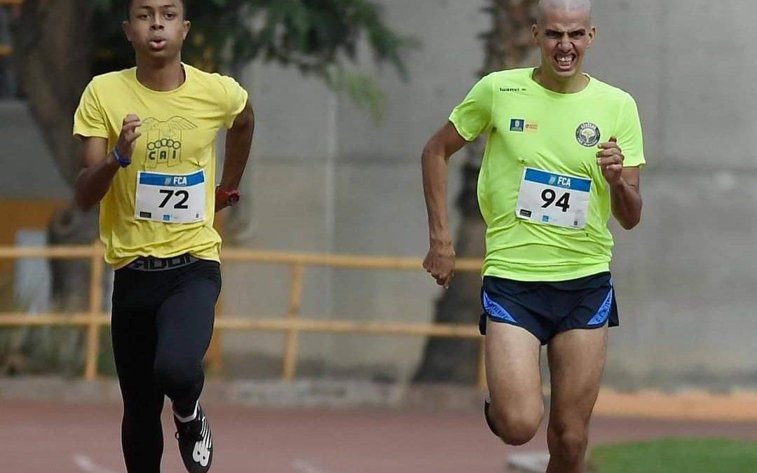 Civitas en el Campeonato de España de atletismo