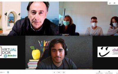 Reunión de coordinación con Virtual Dor.