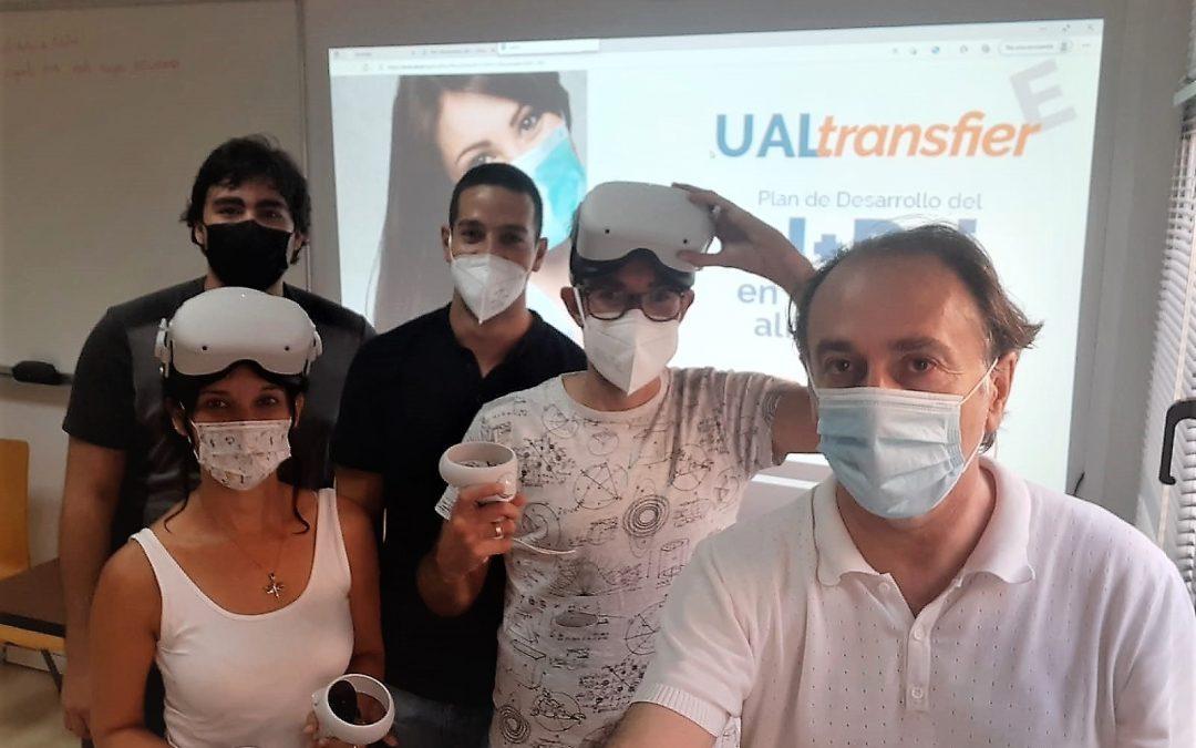 Visita a la Universidad de Almería