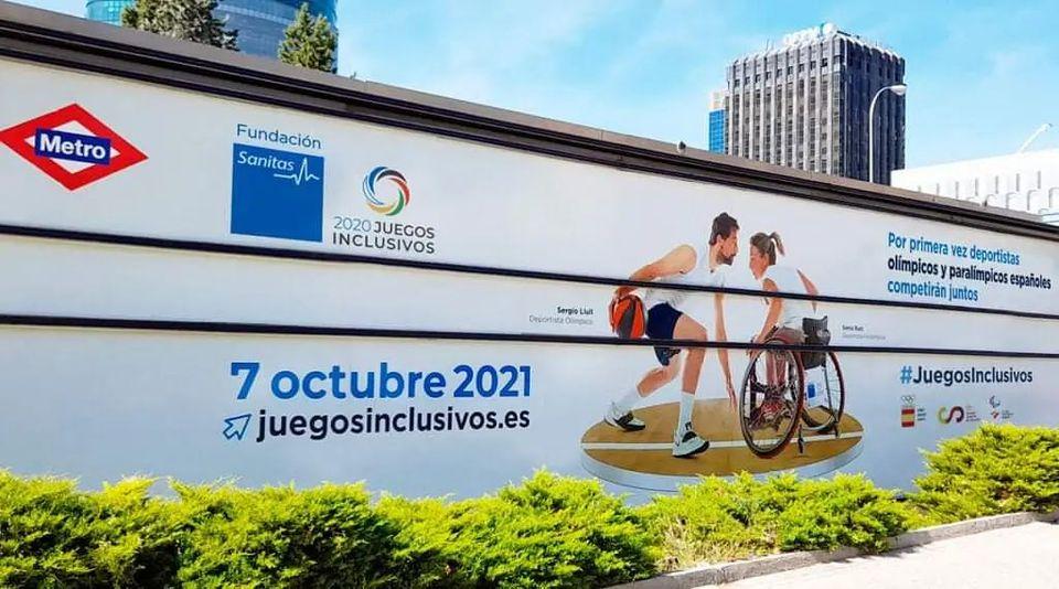 7 Octubre 2021 Juegos Inclusivos