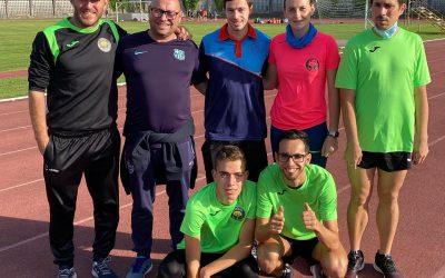 El club deportivo Civitas se desplazó al municipio de Sada
